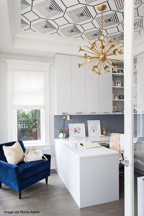 Ceiling Wallpaper Home Adore